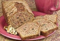 καρύδι ψωμιού στοκ φωτογραφία