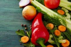 Καρύκευμα λαχανικών στοκ εικόνες