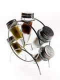 καρύκευμα μπουκαλιών στοκ εικόνα με δικαίωμα ελεύθερης χρήσης