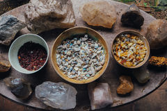 Καρύκευμα, τρόφιμα, Σρι Λάνκα στοκ φωτογραφίες