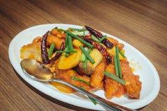 καρύδια κοτόπουλου των & Στοκ Εικόνα