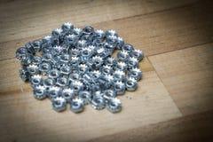 Καρύδια κλειδώματος Στοκ Φωτογραφία