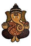 Καρύδια Λόρδος Ganesha Στοκ φωτογραφία με δικαίωμα ελεύθερης χρήσης
