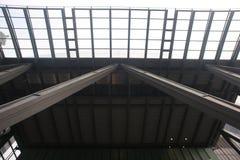 Καρύδια υποστήριξης κτηρίου Leadenhall Στοκ Φωτογραφίες