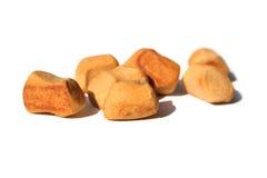 Καρύδια & x28 πιπεριών pepernoten& x29 , ολλανδικά διακοπές/ένα πρόχειρο φαγητό Sinterklaas Στοκ φωτογραφία με δικαίωμα ελεύθερης χρήσης