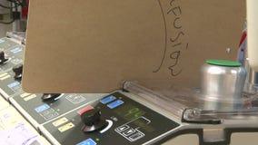 Καρδιάς-πνευμόνων παράκαμψη στο λειτουργούν δωμάτιο απόθεμα βίντεο