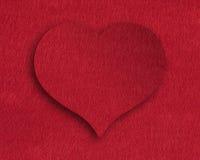Καρδιά αισθητός Στοκ εικόνες με δικαίωμα ελεύθερης χρήσης