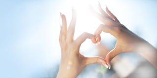 Αγάπη και ευτυχία Στοκ Εικόνα