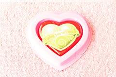 Καρδιά βαλεντίνων στοκ φωτογραφίες