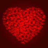 Καρδιά γεγονότος Στοκ Εικόνες