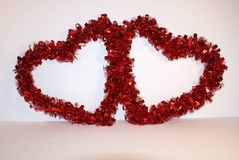 Καρδιά ημέρας βαλεντίνων Στοκ φωτογραφία με δικαίωμα ελεύθερης χρήσης