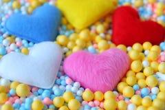 Καρδιά - ημέρα του βαλεντίνου Στοκ εικόνα με δικαίωμα ελεύθερης χρήσης