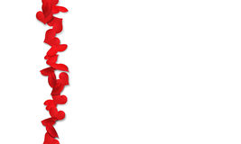 Καρδιά-διαμορφωμένη διακόσμηση Στοκ φωτογραφία με δικαίωμα ελεύθερης χρήσης