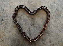 Καρδιά-διαμορφωμένος στοκ φωτογραφία