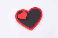 Καρδιά μέσα σε μια καρδιά Στοκ εικόνες με δικαίωμα ελεύθερης χρήσης