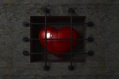Καρδιά πίσω από τις ράβδους φιλμ μικρού μήκους