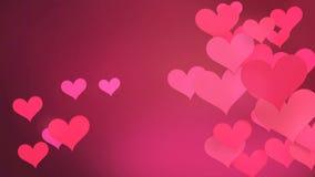 Καρδιά-που διαμορφώνεται καλός κτυπά συμπλεγμένος διανυσματική απεικόνιση