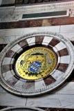 Καρδιά της βασιλικής του Λα Garde της Notre Dame de Στοκ εικόνες με δικαίωμα ελεύθερης χρήσης