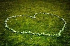 Καρδιά των πετρών Στοκ Φωτογραφία