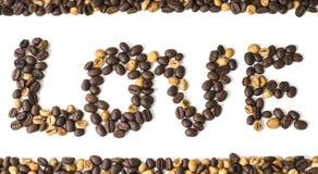 καρδιά φλυτζανιών καφέ Στοκ εικόνες με δικαίωμα ελεύθερης χρήσης