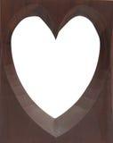 Καρδιά χάλυβα Στοκ Εικόνες