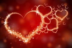 Καρδιά 9 Στοκ Εικόνες