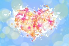 Καρδιά 34 Στοκ Εικόνα