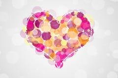 Καρδιά 58 Στοκ Φωτογραφίες