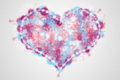 Καρδιά 65 Στοκ Εικόνες