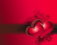 1 καρδιά Στοκ εικόνα με δικαίωμα ελεύθερης χρήσης