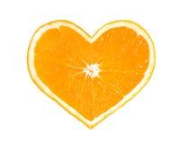 καρδιά juicy Στοκ εικόνες με δικαίωμα ελεύθερης χρήσης