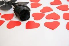 Καρδιές βαλεντίνων στοκ φωτογραφίες με δικαίωμα ελεύθερης χρήσης