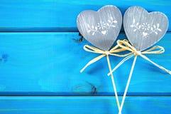 Καρδιές και αγάπη Στοκ Φωτογραφία