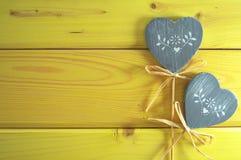 Καρδιές και αγάπη Στοκ Εικόνες
