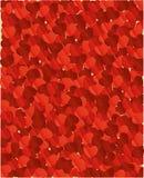 Καρδιές υποβάθρου βαλεντίνος ημέρας s Κάρτα Μπορείτε να κολλήσετε το κείμενο Στοκ Φωτογραφίες