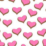 Καρδιές χρώματος Στοκ φωτογραφία με δικαίωμα ελεύθερης χρήσης