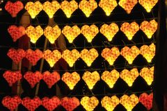 Καρδιές Στοκ Φωτογραφίες