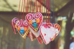 Καρδιές Licitar Στοκ Φωτογραφίες