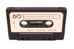 κασέτα ηχογράφησης Στοκ εικόνες με δικαίωμα ελεύθερης χρήσης