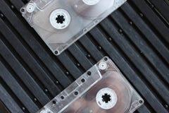 Κασέτες ήχου Στοκ Φωτογραφία