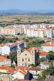 Καστέλο Μπράνκο, περιοχή Centro, της Πορτογαλίας Στοκ Φωτογραφία
