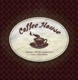 Κατάλογος επιλογής για το εστιατόριο, καφές, ράβδος, σπίτι καφέ Στοκ Φωτογραφίες