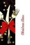 Κατάλογος επιλογής Χριστουγέννων Στοκ Φωτογραφίες