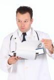 κατάπληξη 3 γιατρών στοκ εικόνες