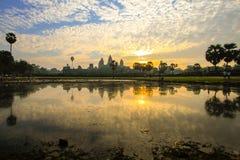 Κατάπληξη Angkor Wat Στοκ φωτογραφίες με δικαίωμα ελεύθερης χρήσης