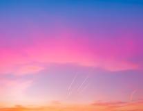 Κατάπληξη Cloudscape Στοκ Εικόνες