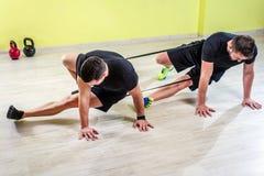 Κατάρτιση γυμναστικής Άσκηση ικανότητας Workout στοκ εικόνες με δικαίωμα ελεύθερης χρήσης