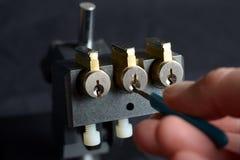 Κατάρτιση κλειδαράδων Στοκ Φωτογραφίες