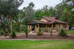 Κατάστημα αναμνηστικών και κέντρο επισκεπτών στο εθνικό πάρκο Yanchep στοκ φωτογραφία με δικαίωμα ελεύθερης χρήσης