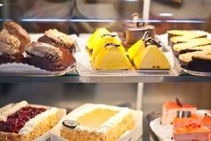 Κατάστημα βιομηχανιών ζαχαρωδών προϊόντων Στοκ φωτογραφία με δικαίωμα ελεύθερης χρήσης